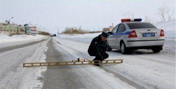 ГИБДД Нижнего Тагила наказала чиновников за нечищеные дороги
