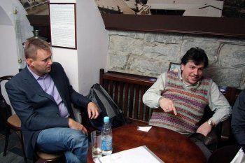 Навальный открывает предвыборный штаб в Свердловской области