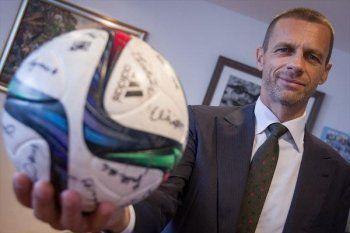 Президент УЕФА: Тесты не выявили проблем с допингом у российских футболистов