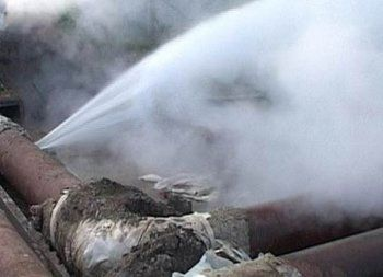 В Дзержинском районе Нижнего Тагила произошли две коммунальные аварии