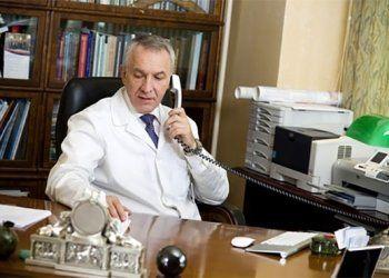 Доверенный врач Владимира Путина приедет в госпиталь мецената Тетюхина