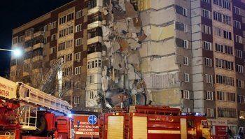 При обрушении дома в Ижевске погибли двое детей