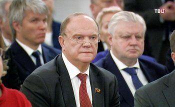 СР и КПРФ раскритиковали правительство Медведева