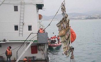В Минобороны назвали причину крушения Ту-154 над Чёрным морем