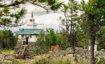 Буддийский храм в Качканаре обещают снести этой зимой