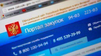 Владимир Путин поручил без конкурса назначить разработчика системы госзакупок