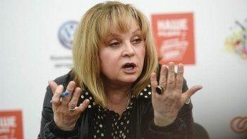 Памфилова призвала отменить муниципальный фильтр «в нынешнем виде»