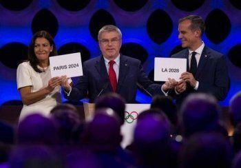 МОК утвердил столицы летних Олимпиад 2024 и 2028 года