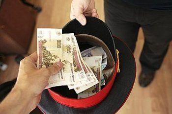 Сотрудника ЛИУ-51 в Нижнем Тагиле задержан при получении взятки в 210 000 рублей