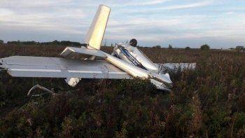 В Свердловской области при крушении мотопланера погиб пилот