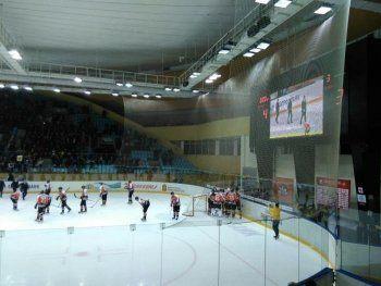 ХК «Спутник» из Нижнего Тагила вышел в 1/4 финала Кубка Братины