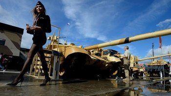 Уралвагонзавод заключил контракт на поставку танков Т-90МС на Ближний Восток
