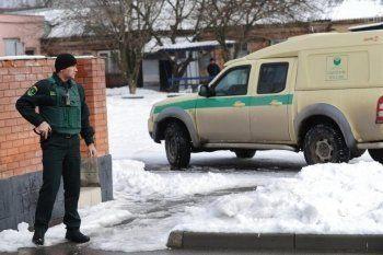 В Нижнем Тагиле совершено вооружённое нападение на инкассатора. Похищен 1 миллион рублей