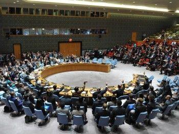 Совбез ООН отклонил российский проект в поддержку Минских соглашений