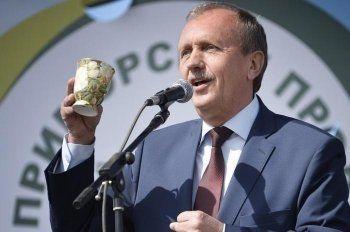 Вице-губернатор Приморья помещён под домашний арест
