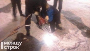 В Нижнем Тагиле студент пединститута провалился в открытый люк (ФОТО)