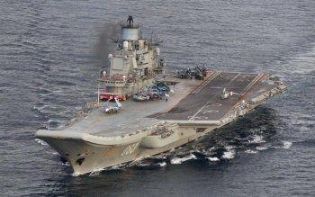 Истребитель с крейсера «Адмирал Кузнецов» разбился при посадке