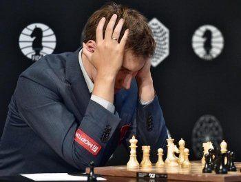 Сергей Карякин проиграл матч за звание чемпиона мира по шахматам