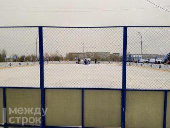 В Нижнем Тагиле открылся народный хоккейный корт