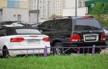 В России поменяются автомобильные номера