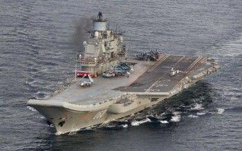 Десятки террористов уничтожены самолётами с российского авианосца «Адмирал Кузнецов» (ВИДЕО)