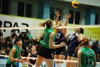 «Уралочка-НТМК» в Нижнем Тагиле переиграла «Заречье-Одинцово»