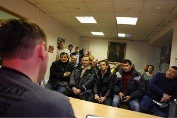 Уральские дальнобойщики объединились в профсоюз