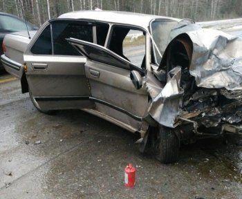 Из-за наледи на дорогах Свердловской области в ДТП погибли три человека