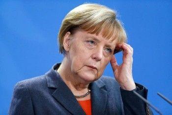 Меркель поддержала продление антироссийских санкций