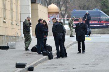 НАК: Бытовой конфликт стал причиной взрыва у лицея в Ростове-на-Дону
