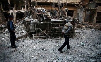 В Сирии погиб российский контрактник