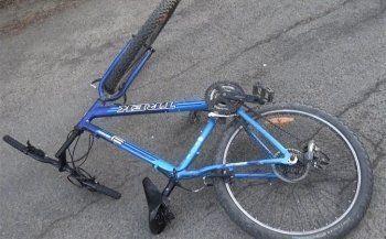 В Нижнем Тагиле сбили подростка на велосипеде