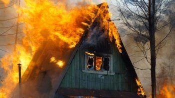 В Нижнем Тагиле за одну ночь сгорели три дома