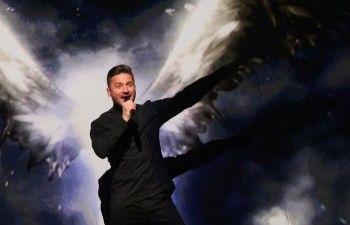 Сергей Лазарев прошёл в финал «Евровидения» и пообещал доработать свой номер