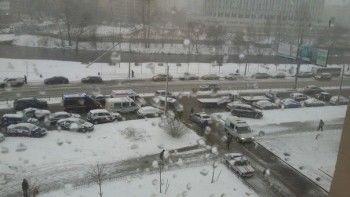 В Петербурге при взрыве пострадал подросток