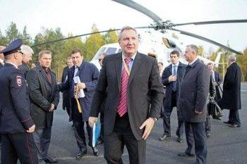 Дмитрий Рогозин опоздал на RAE-2013