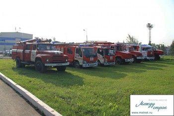 Тагильские пожарные заняли первое место по боевому развертыванию