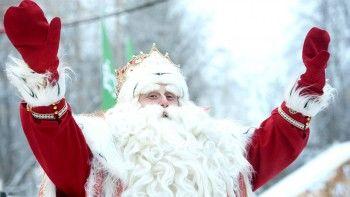 Главный Дед Мороз России отказался от пенсии