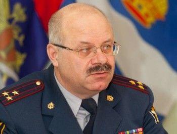 Начальник свердловского ГУФСИН отстранён от должности