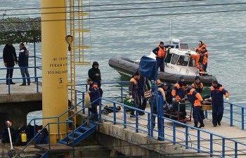 На месте крушения Ту-154 обнаружили «чёрный ящик»