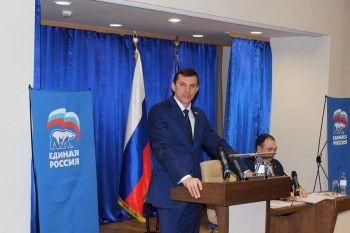 Балыбердин вошёл в состав президиума свердловского политсовета «Единой России»