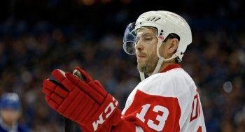 Капитаном хоккейной команды России на Олимпиаде назначен Павел Дацюк