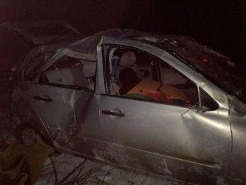 За минувшие сутки на дорогах Нижнего Тагила произошло два ДТП с пострадавшими