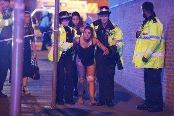 При взрыве на концерте Арианы Гранде в Манчестере погибли 19 человек