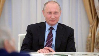Путин заявил о снижении расходов на оборону