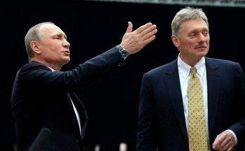 Дмитрий Песков прокомментировал «выпады» в адрес президента во время прямой линии
