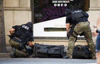 Полиция ликвидировала предполагаемого исполнителя теракта в Барселоне