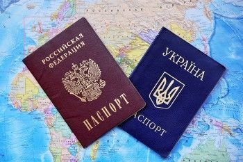 Россияне будут ездить в Украину только по загранпаспортам