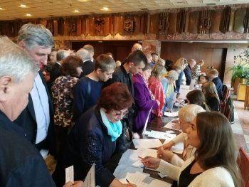 92% делегатов конференции ЕР рекомендовали избрать спикером гордумы Обельчака