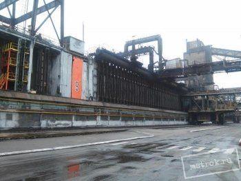 Производство ЕВРАЗ НТМК  обновляется и становится  более «чистым»